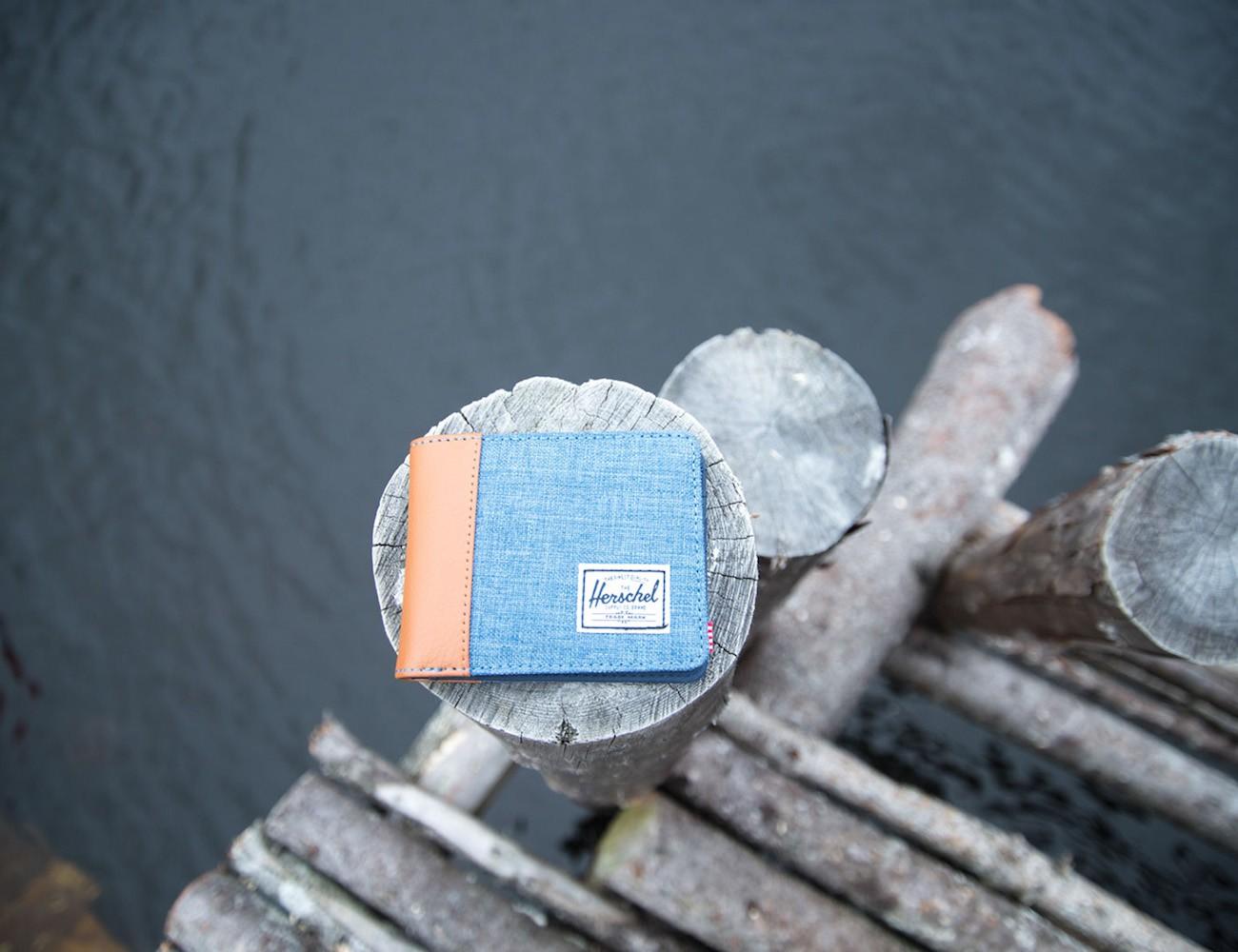 Edward+Crosshatch+Wallet+By+Herschel+Supply+Co