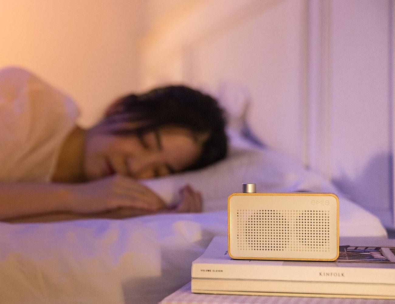 Emie Radio Pocket-Sized Bluetooth Speaker