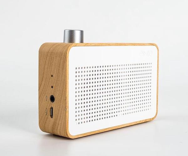 Emie Radio Pocket-Sized Bluetooth Speaker