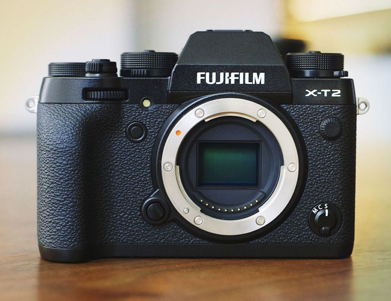 FUJIFILM+X-T2+4K+Camera
