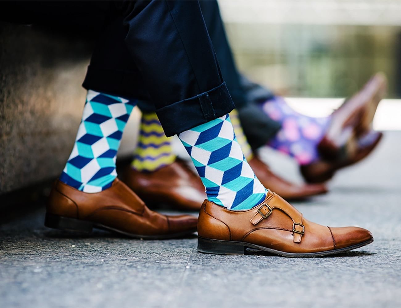 Flyte Socks – Ridiculously Bright, Bold & Comfortable Socks