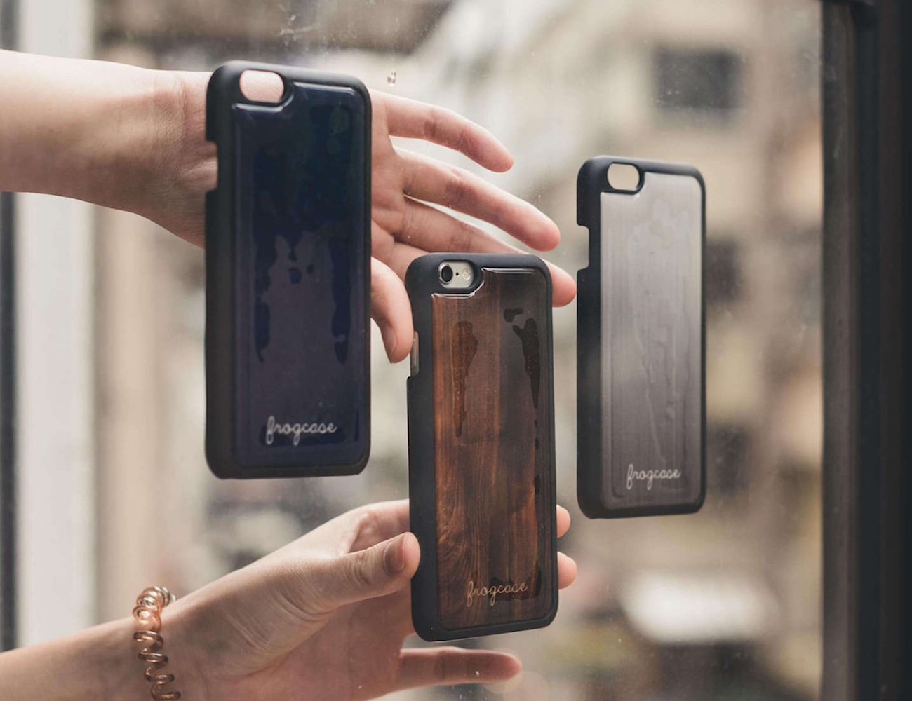 Frogcase Anti-Gravity iPhone 6 Case » Gadget Flow