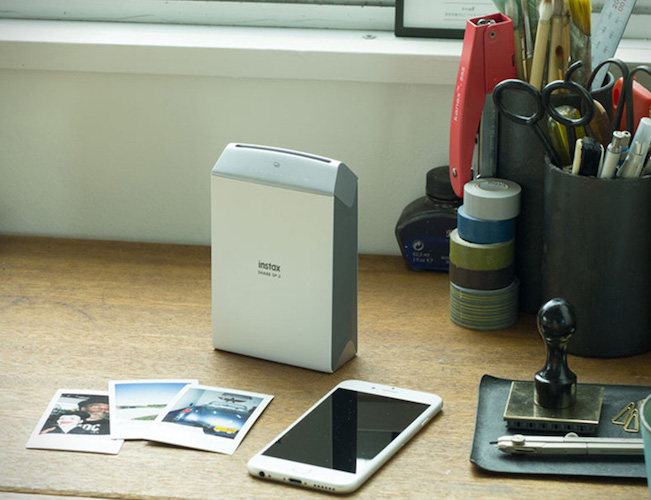 Fujifilm INSTAX SHARE SP-2 Instant Film Photo Printer