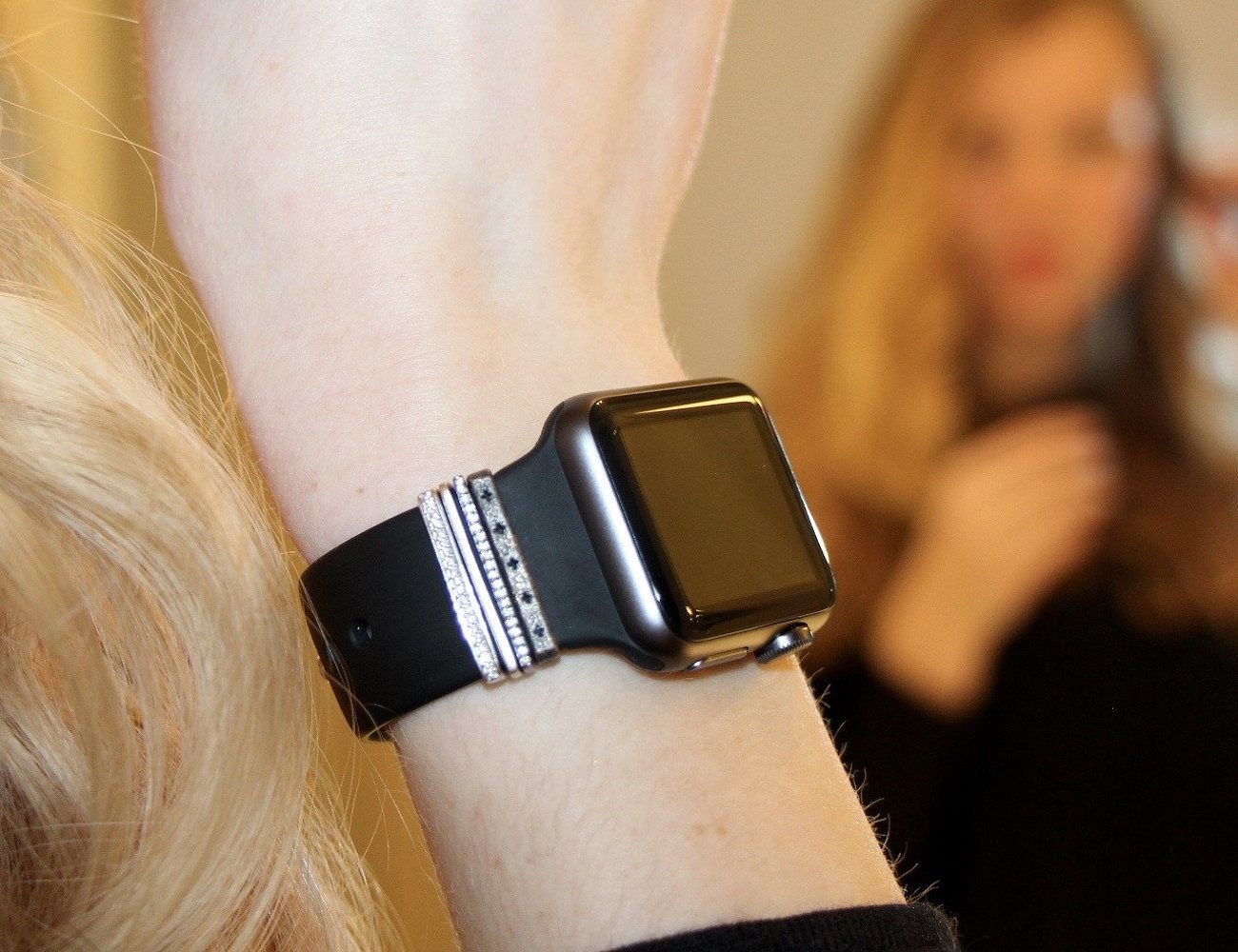 Glam Stack Apple Watch Accessories by Bytten