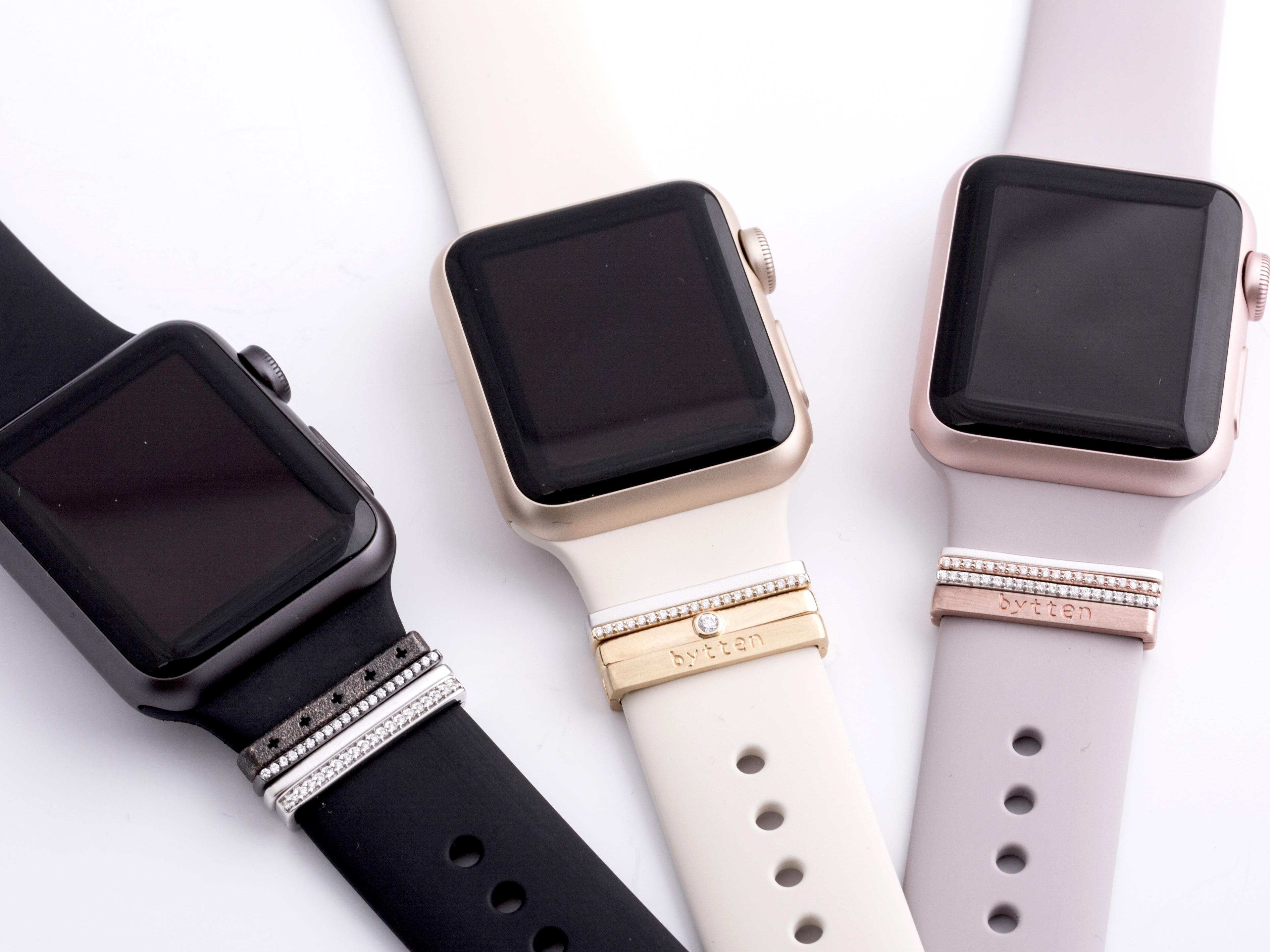 Glam Stack Apple Watch Accessories by Bytten Review » The ...