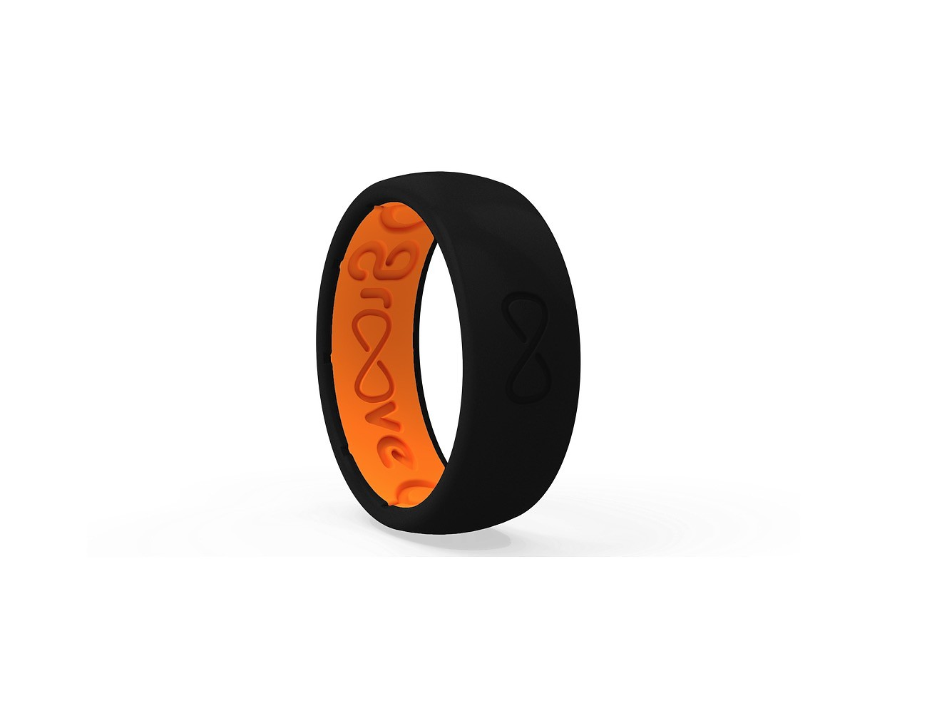 groove silicone rings active silicone wedding bands that breathe