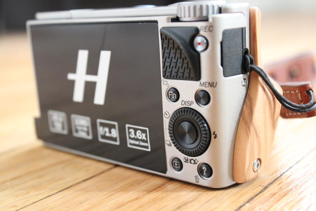 Hasselblad Stellar DSLR Camera