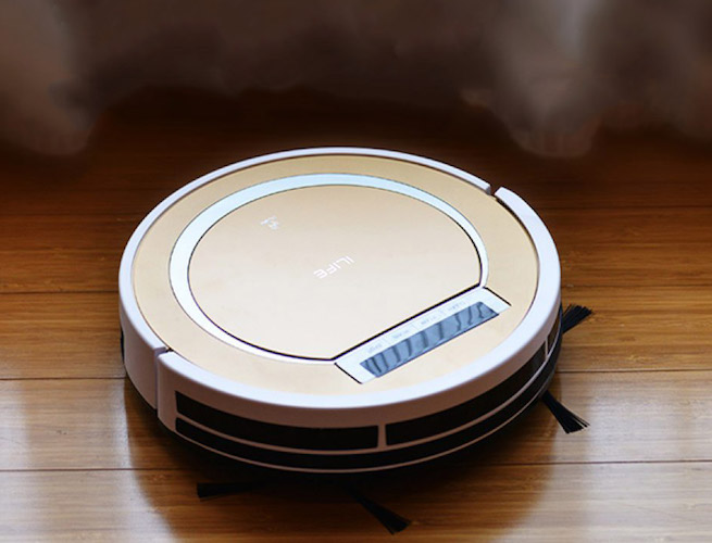 ILIFE X5 – Smart Robotic Vacuum Cleaner