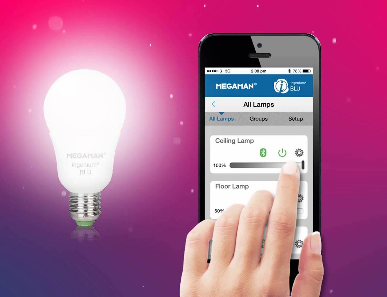 Ingenium Blu Smart Lighting