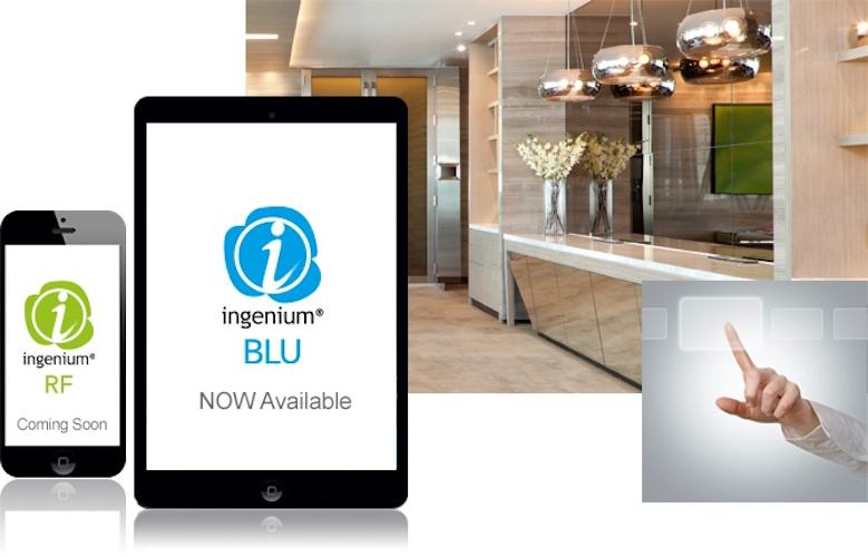 Ingenium Blu Smart Lighting