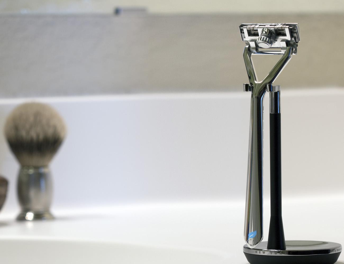 Leaf Razor – Shave For Cents, Not Dollars