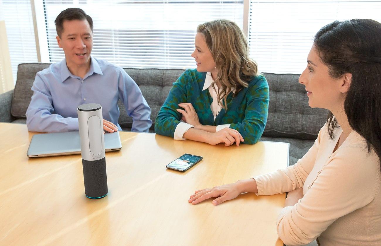 Logitech Portable Video-Conferencing Solution