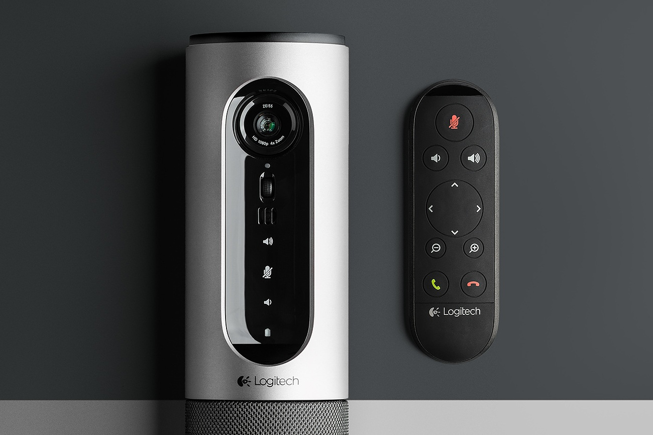 Logitech Portable Video-Conferencing Solution