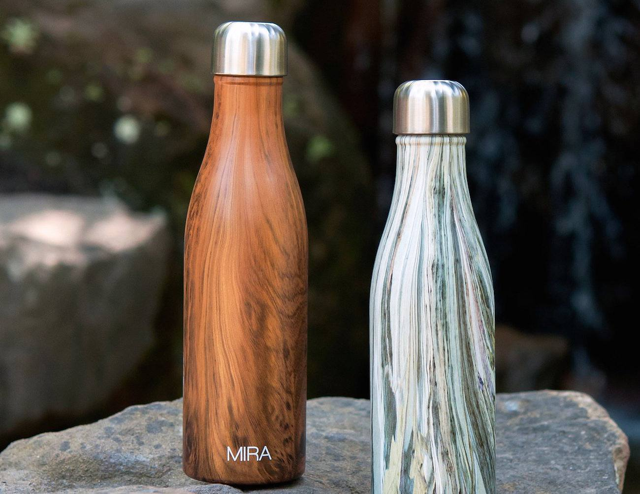 MIRA Insulated Stainless Steel Water Bottle