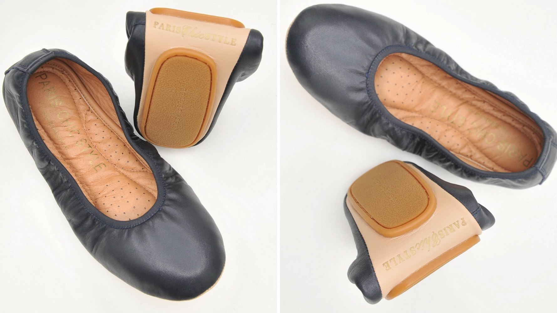 Most Comfortable & Stylish Foldable Ballet Flats