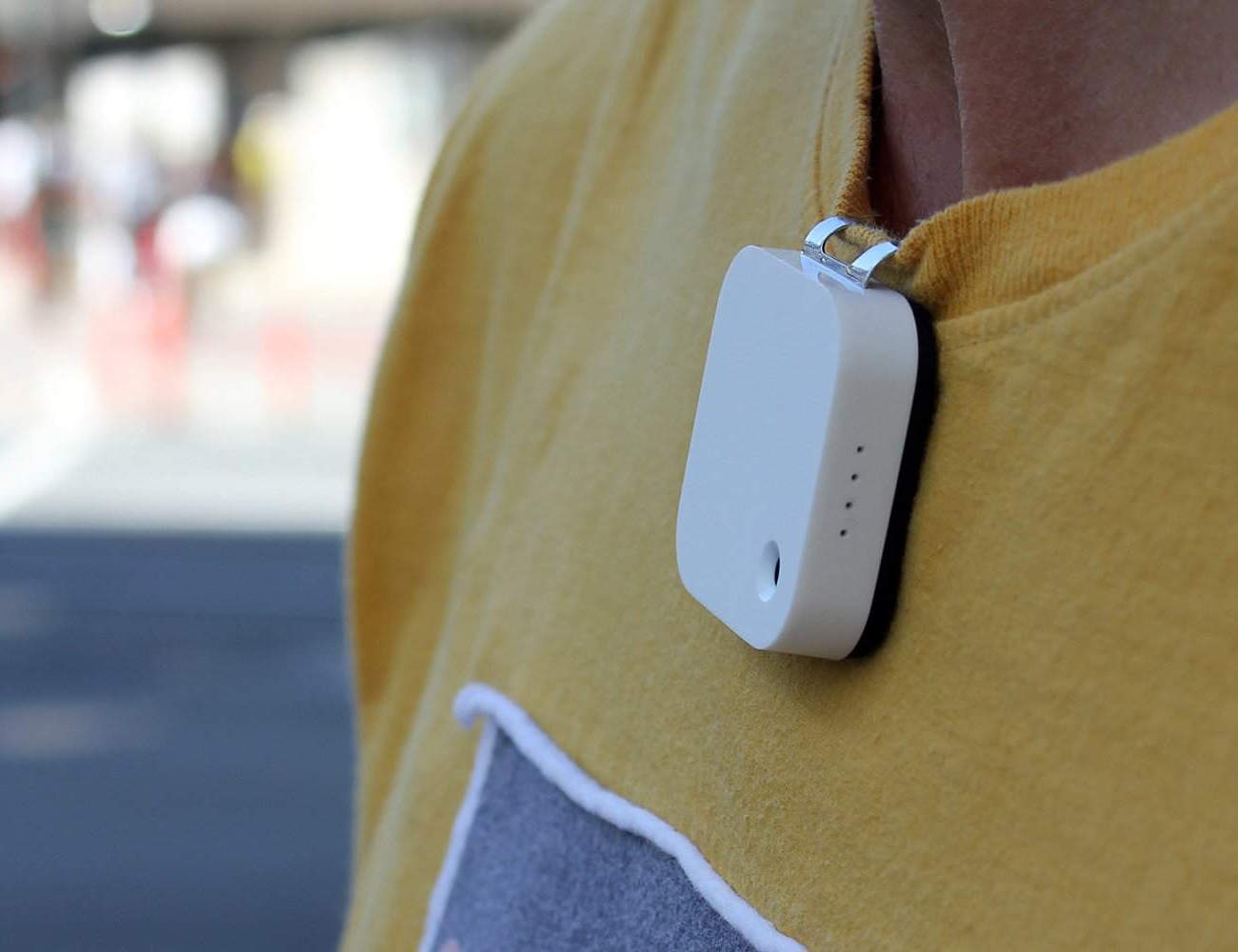 Narrative Wearable Clip Camera