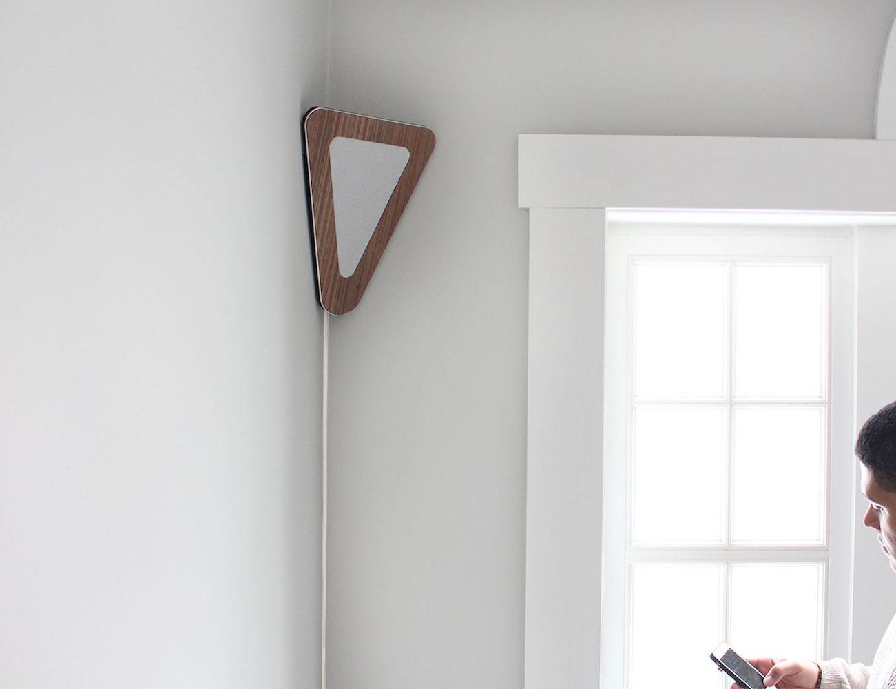Nepsu Triangle Hi-Fi Speaker