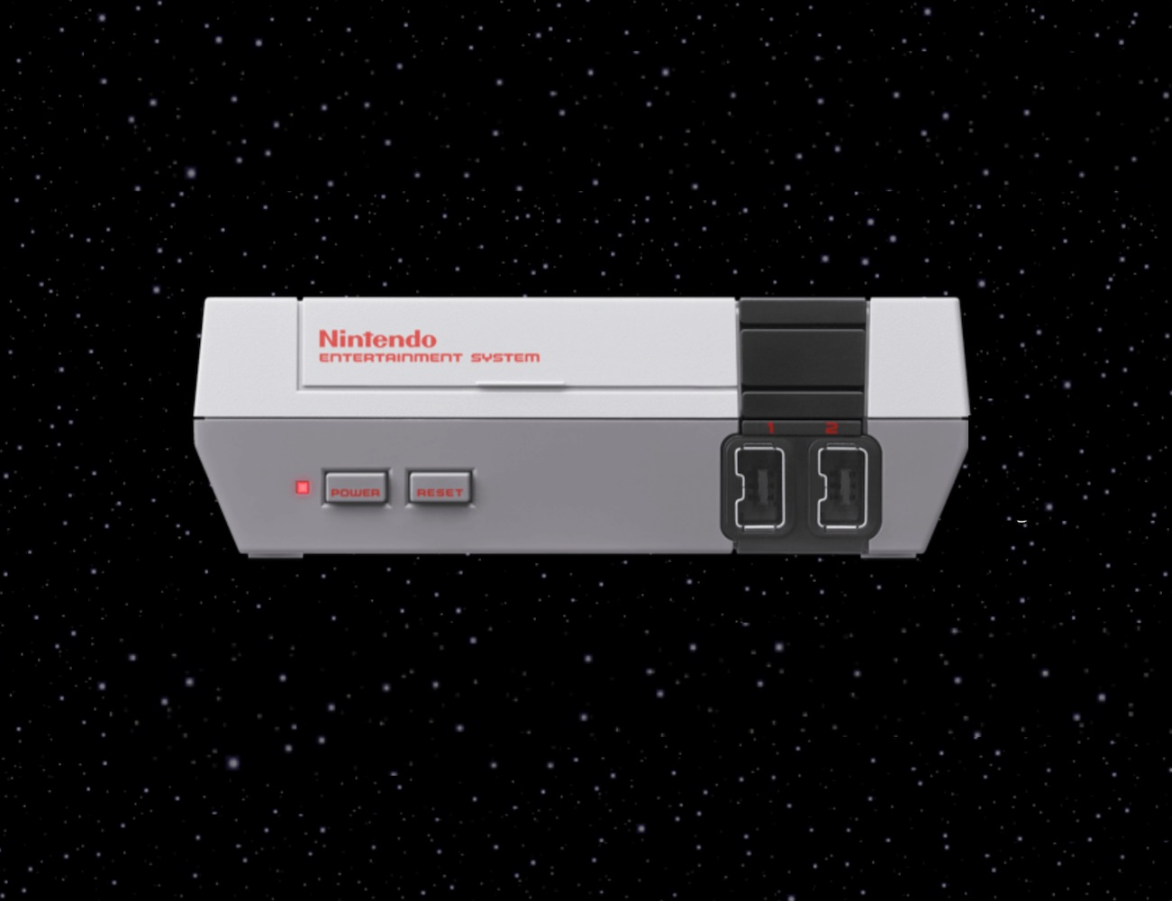 Nintendo Entertainment System – NES Classic Edition
