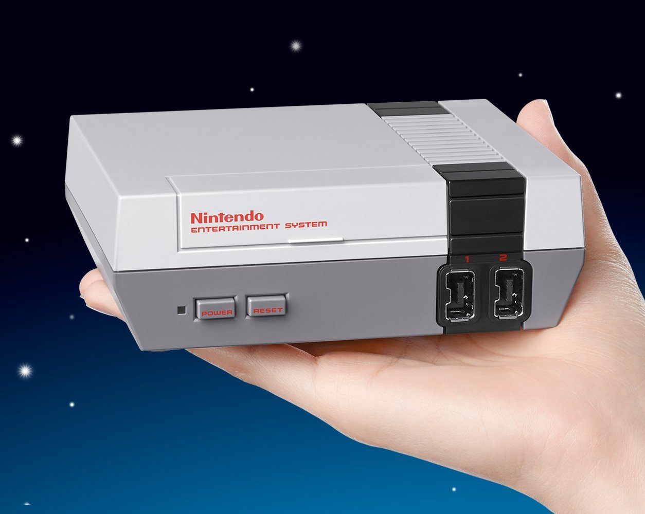 Nintendo Entertainment System – NES Classic Edition