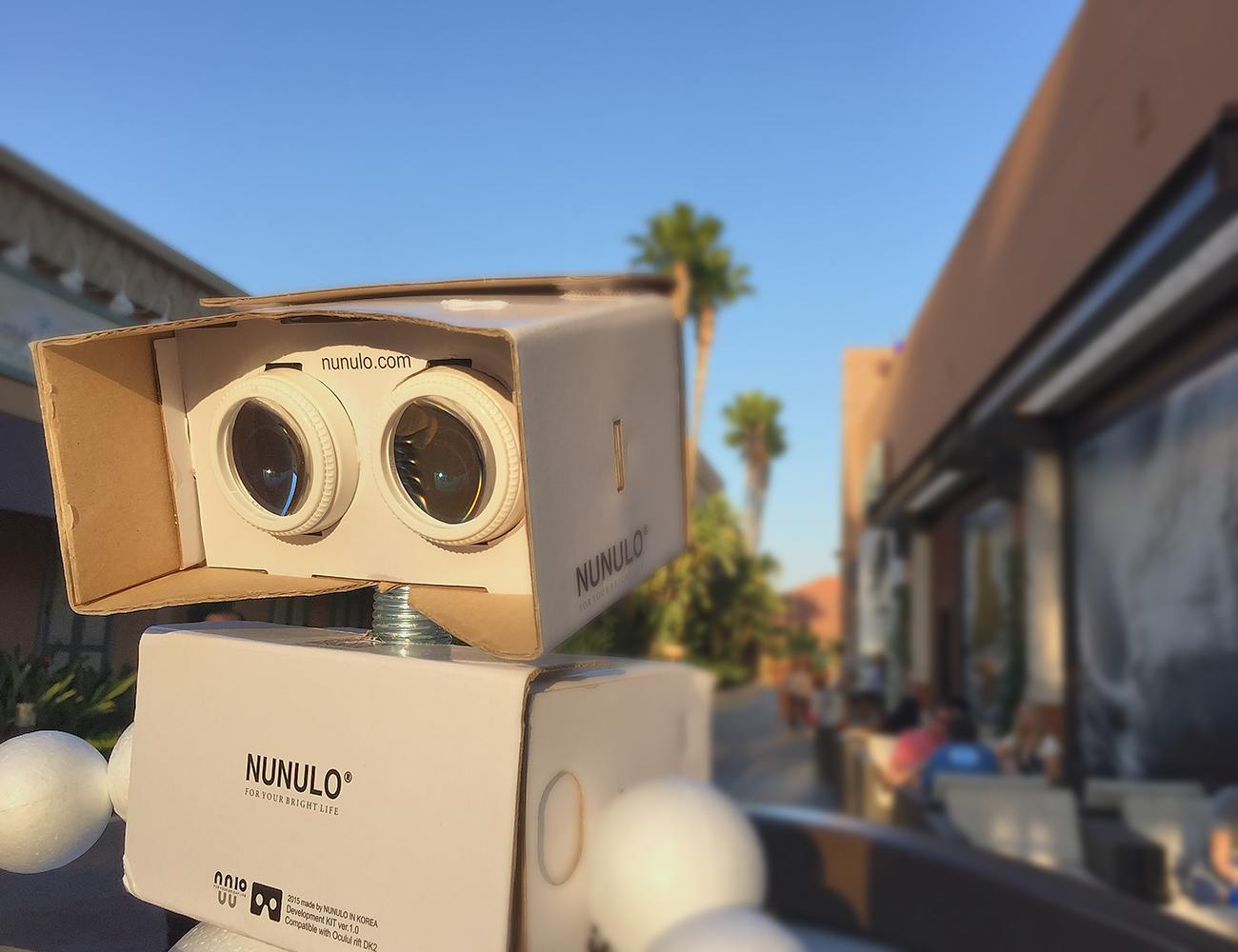 Nunulo – The First VR Device with Adjustable Lenses