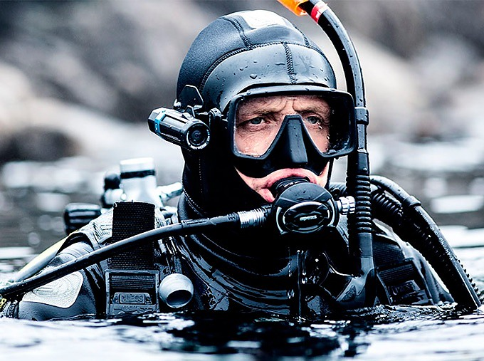 Octospot Diving Action Camera
