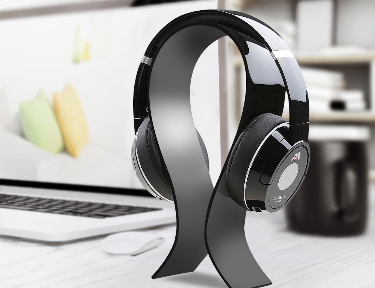 Omega+Acrylic+Headphone+Stand+By+AmoVee