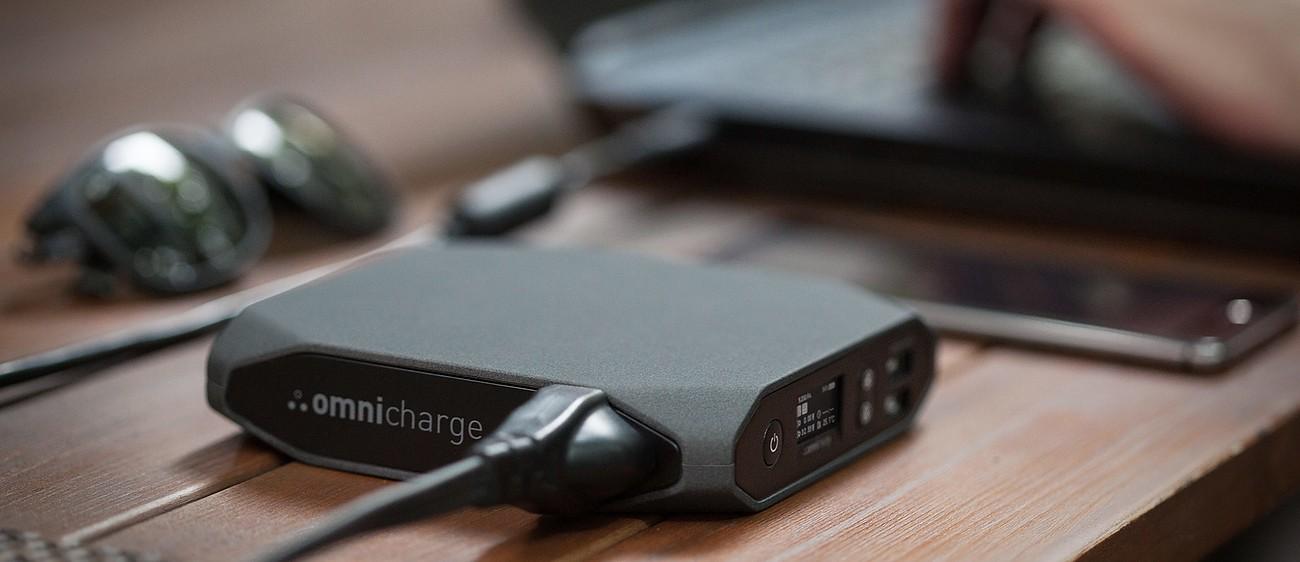 Omnicharge Portable Power Bank