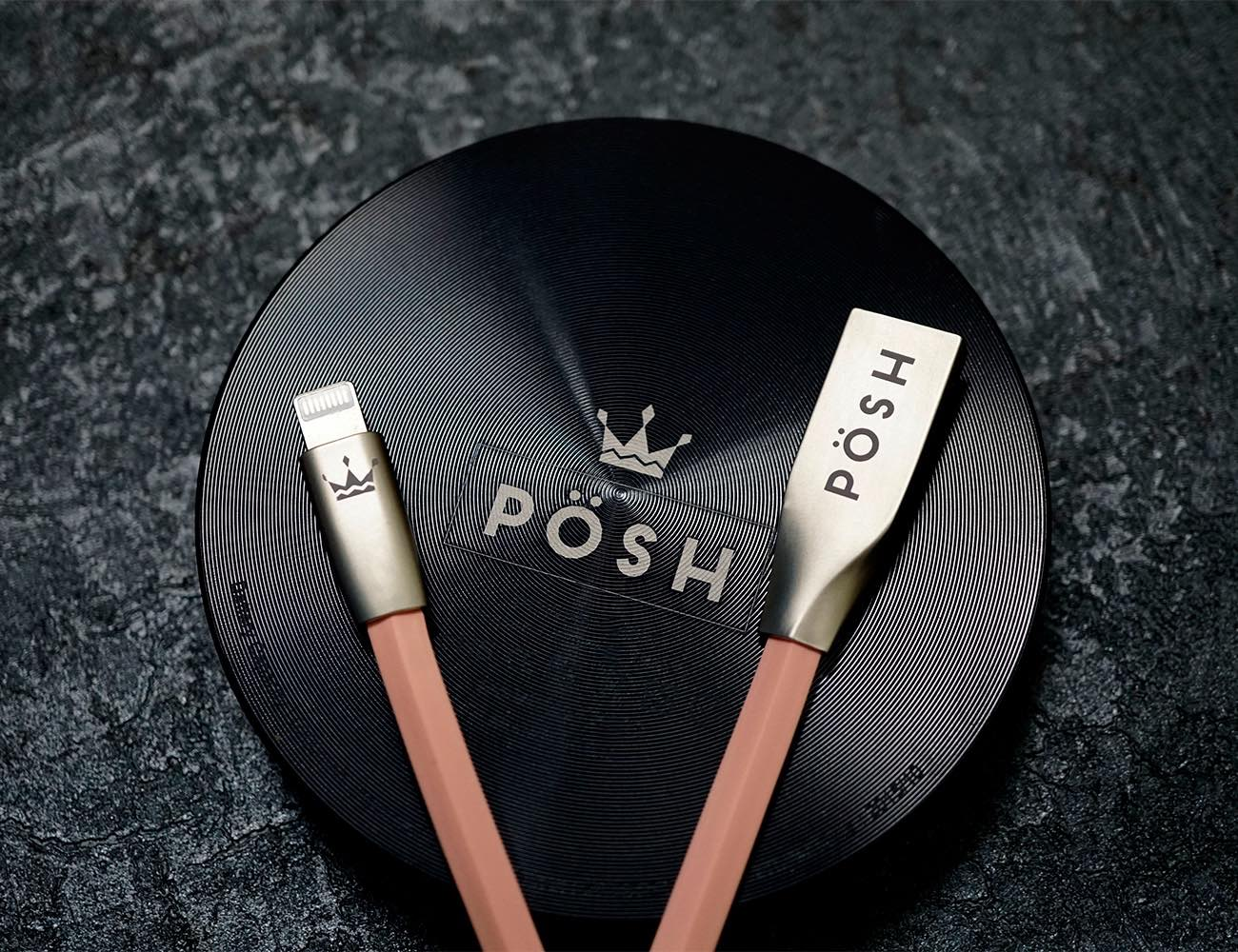 POSH – Most Exquisite & Luxurious Charging Cable