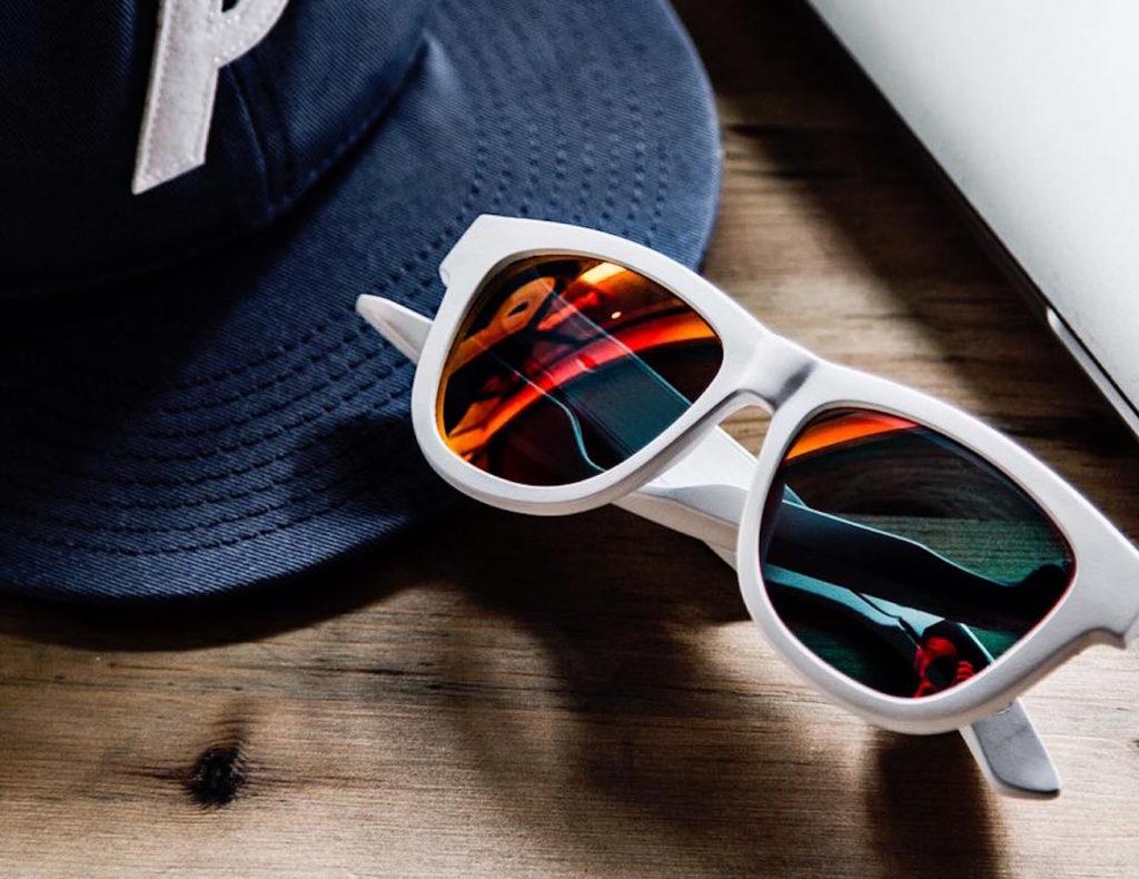 Panther Shades Bone Conduction Audio Sunglasses by Zungle 03