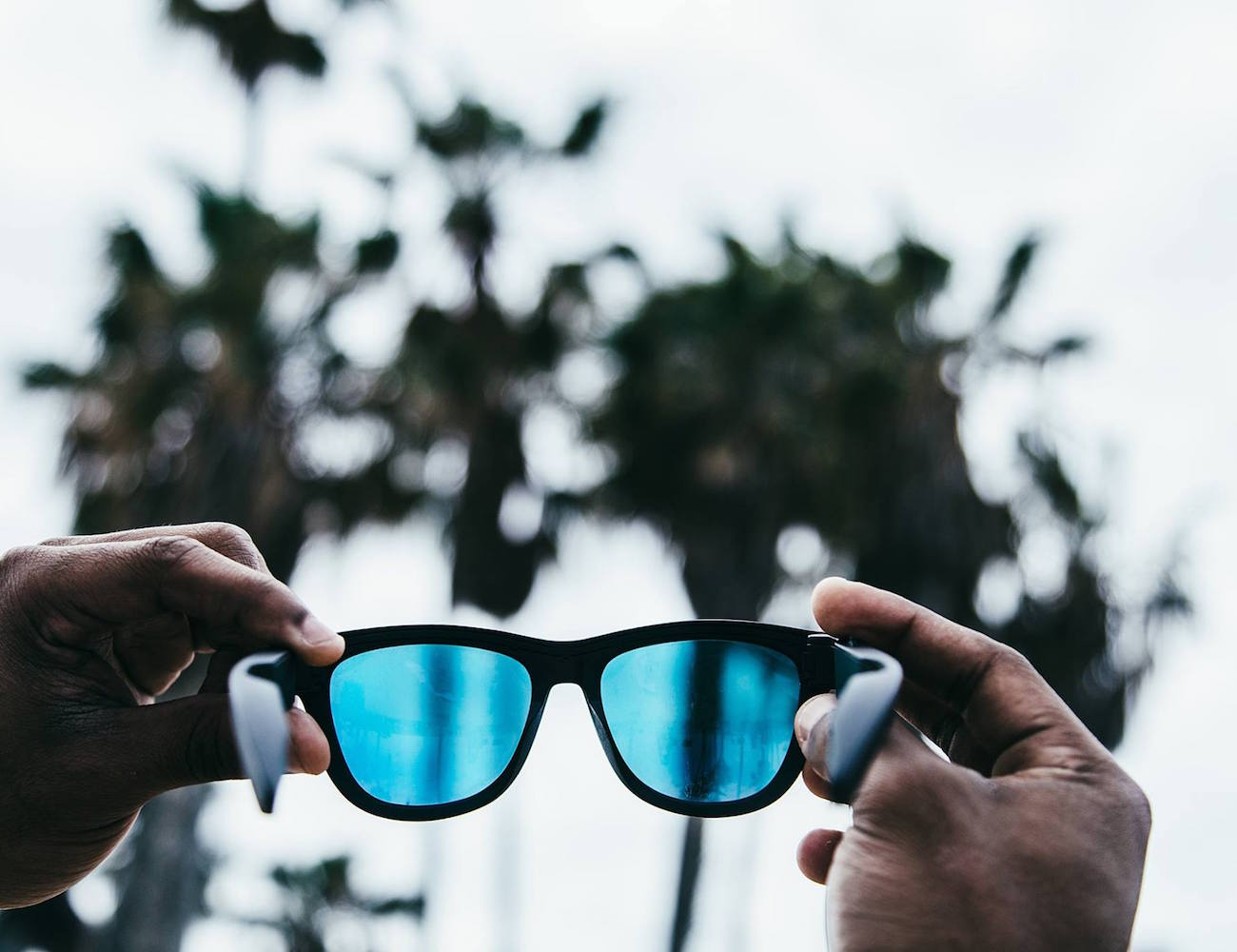 Panther Shades Bone Conduction Audio Sunglasses by Zungle