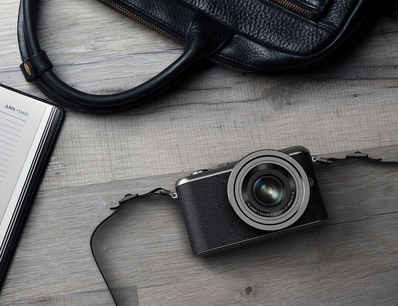 Segment Compact Digital Camera