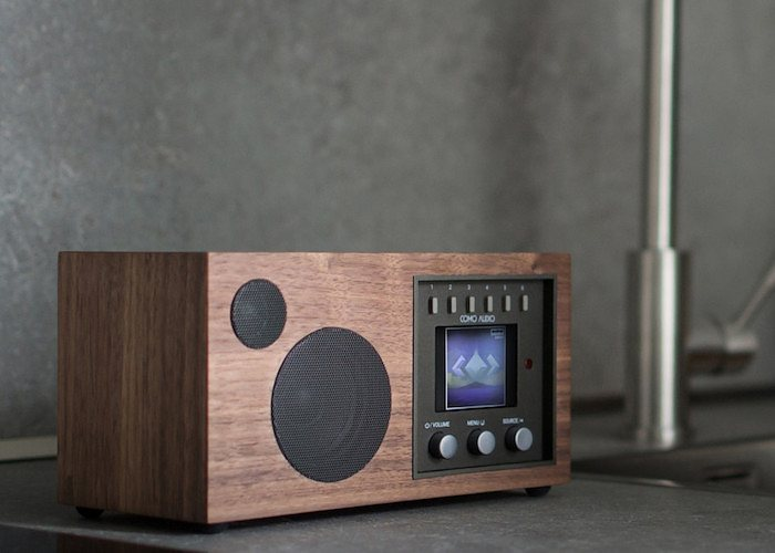 Solo Bluetooth Speaker by Como Audio