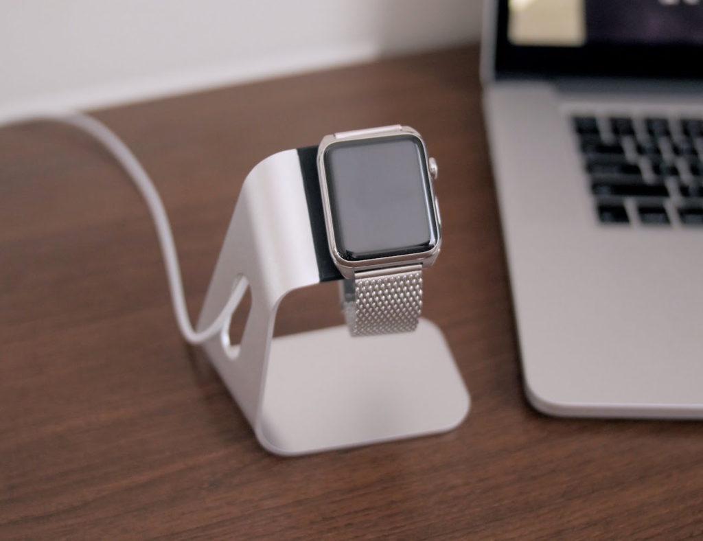 Spigen+S330+Stand+for+Apple+Watch