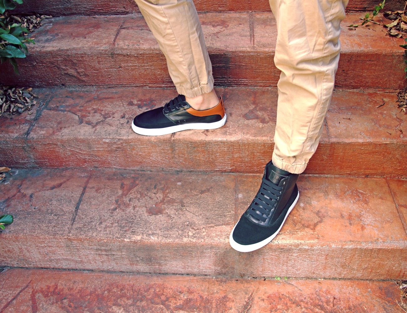 Stretch-Lacing Technology Meets Luxury Fashion