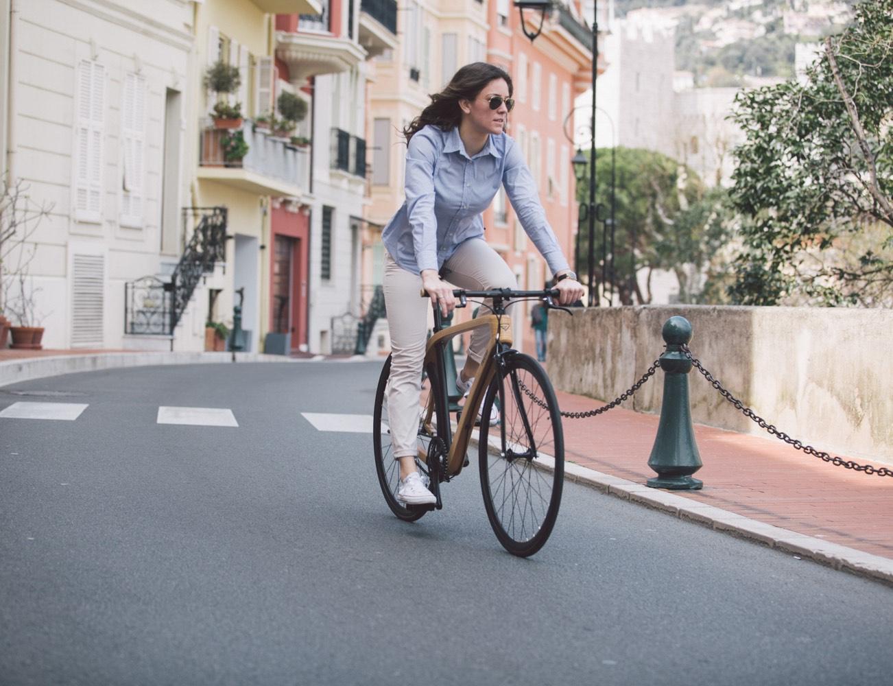 Svarog City Bike by Tratar Bikes
