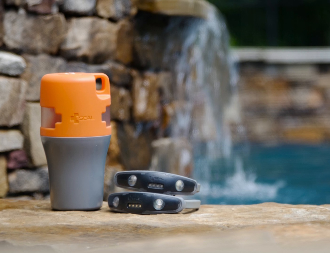 SwimSafe Swim Monitor System by SEAL