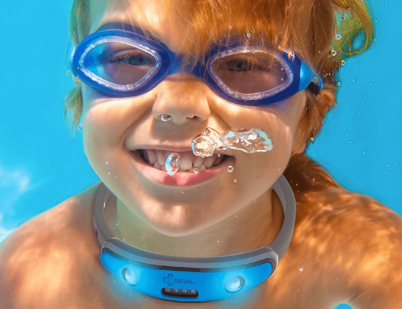SwimSafe Swim Monitor System by SEAL