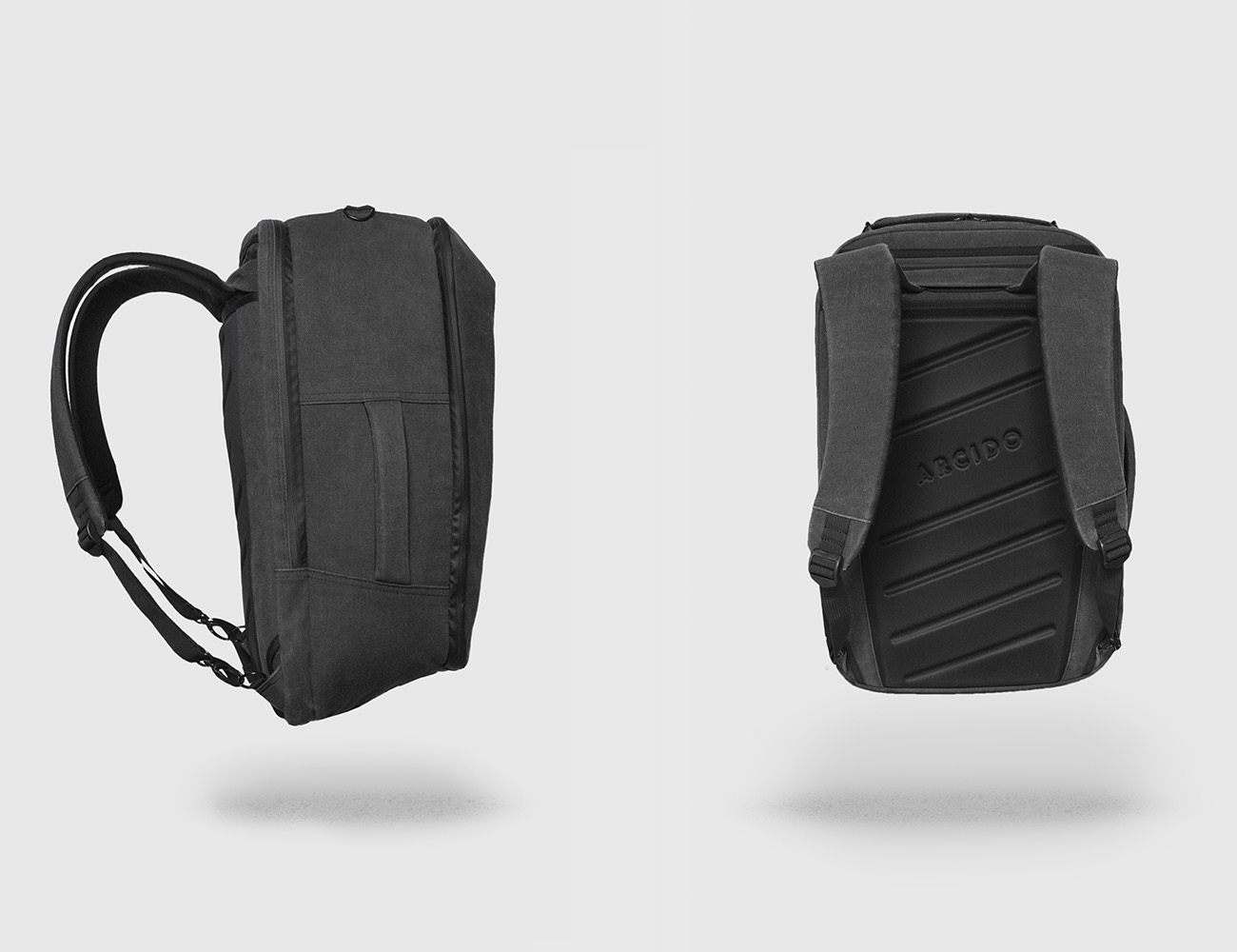 The Arcido Bag – Smarter Carry-on Travel