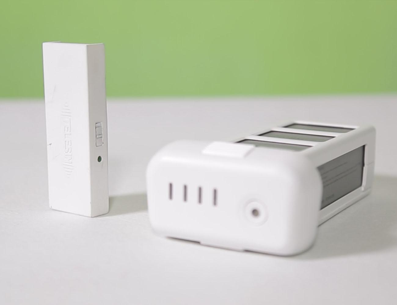 The New DJI Phantom3 Battery Discharging Solution