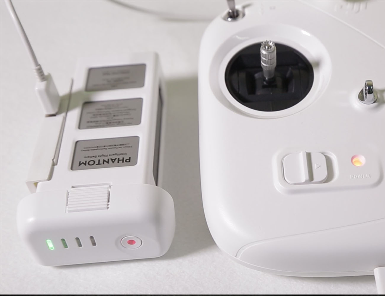 The New DJI Phantom3 Battery Discharging Solution