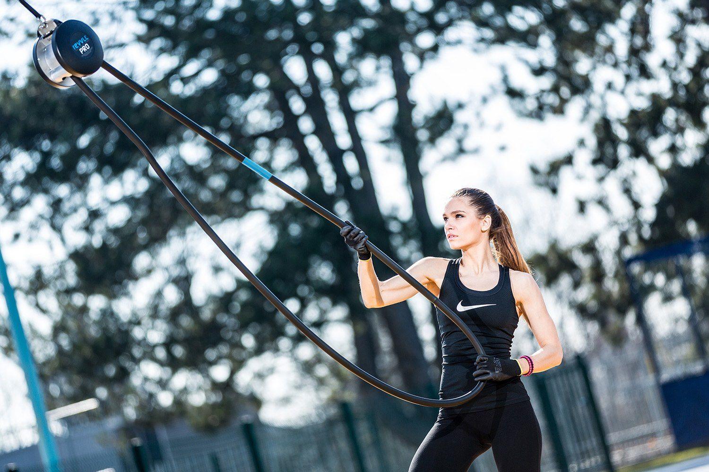 The revvll® PRO – Rope Resistance Trainer