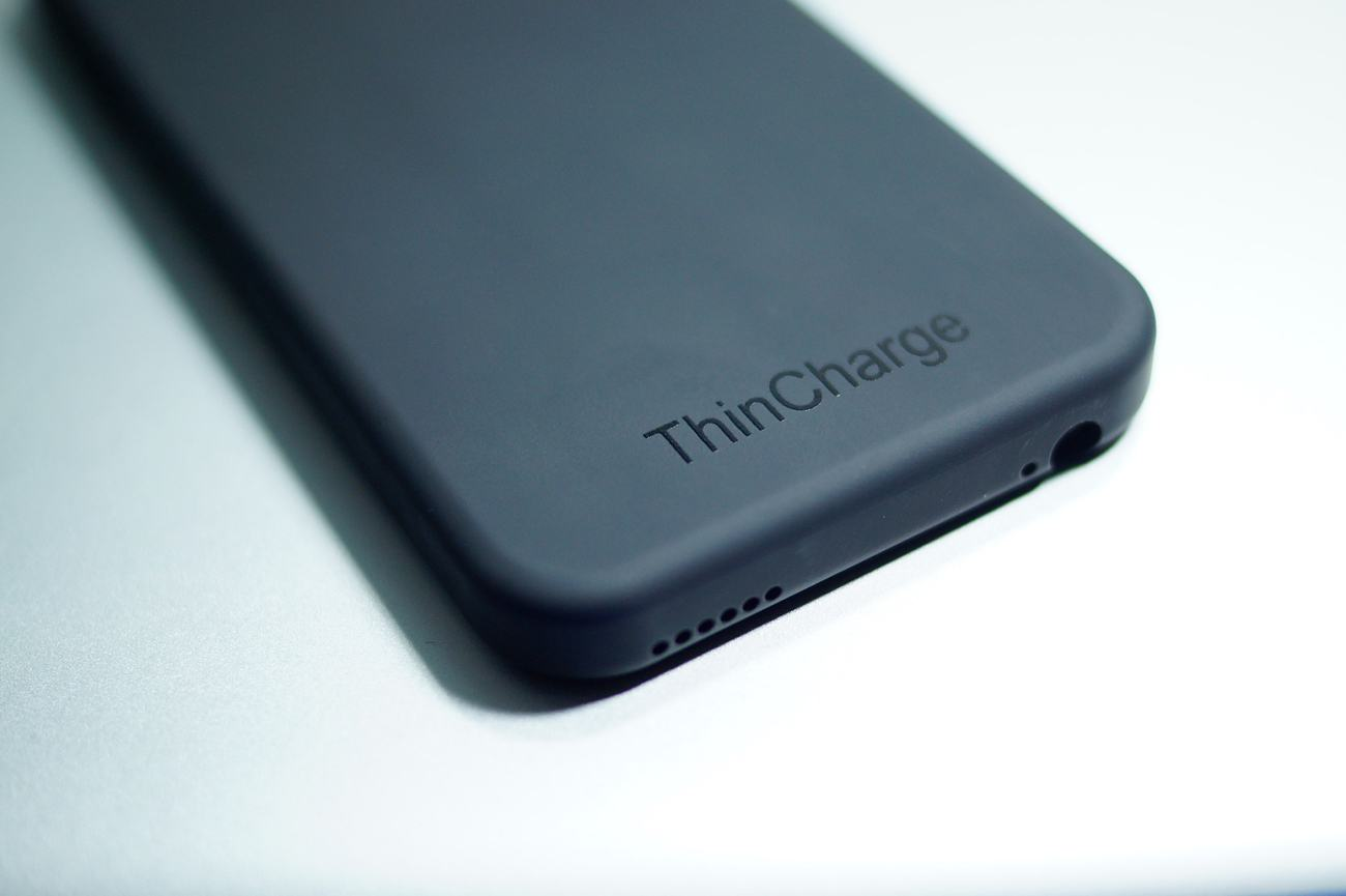 ThinCharge – The World's Thinnest iPhone Battery Case