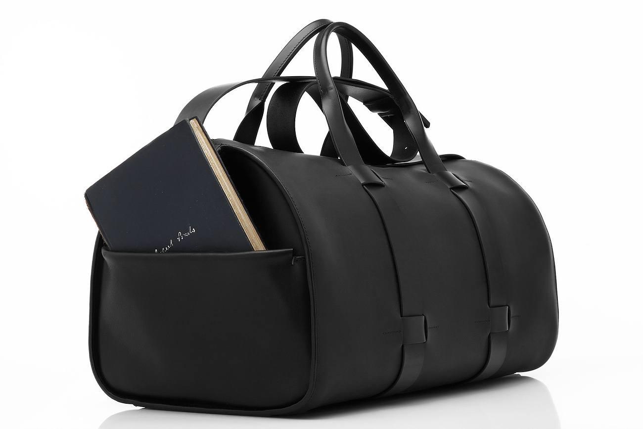 Troubador Leather Day Bag