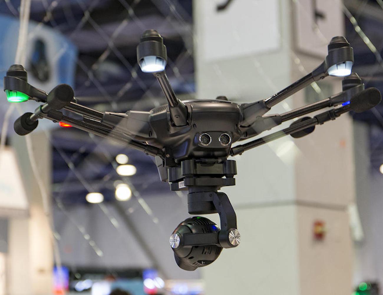 Typhoon H Intelligent 4K Drone by Yuneec