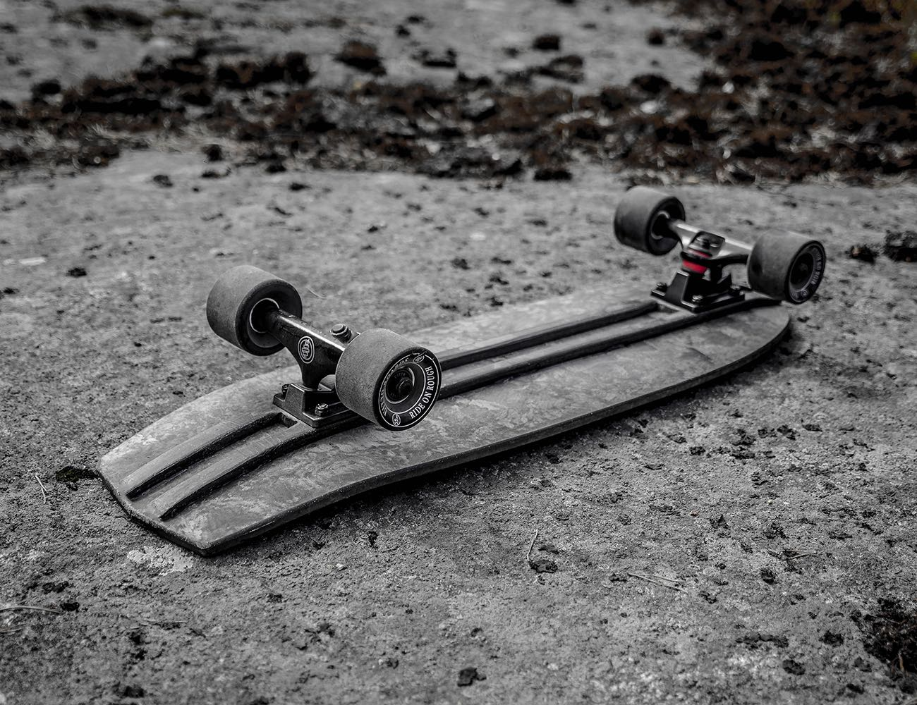 Uitto – The Biocomposite Skateboard
