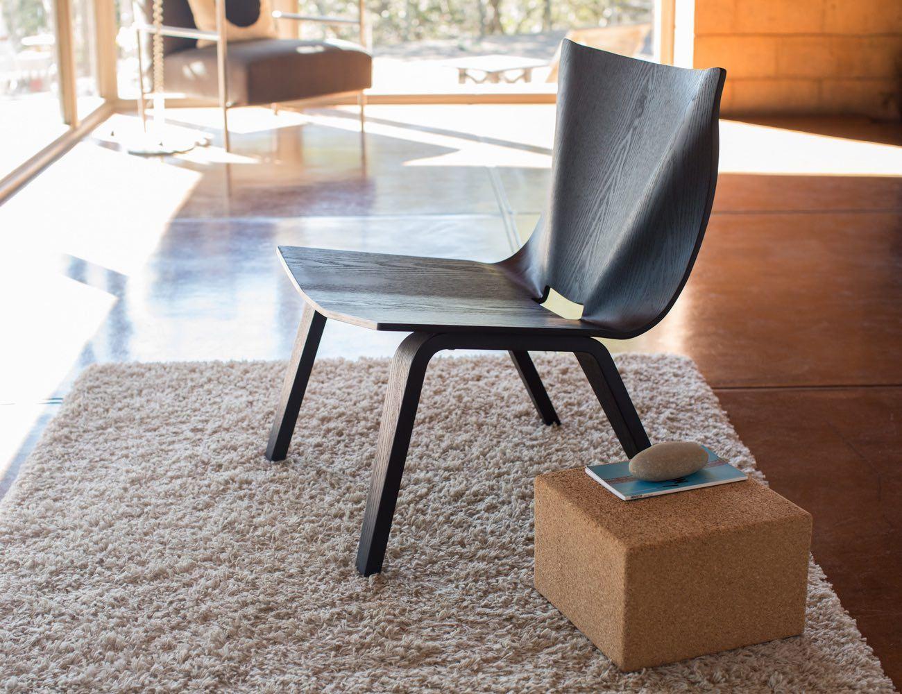 V Easy Chair by Osidea