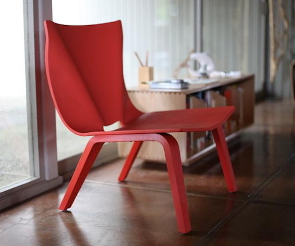 V Easy Chair by Osidea