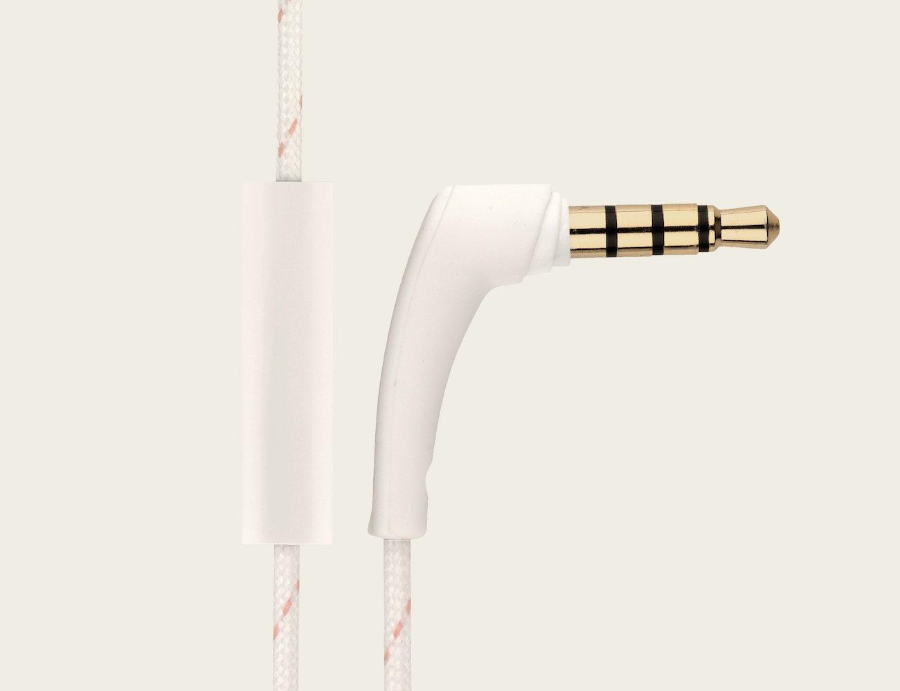 VAIN STHLM Originals Broken White Earbuds
