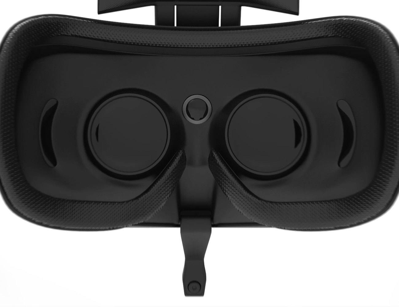 Veeso – The First Face-Tracking Virtual Reality Headset