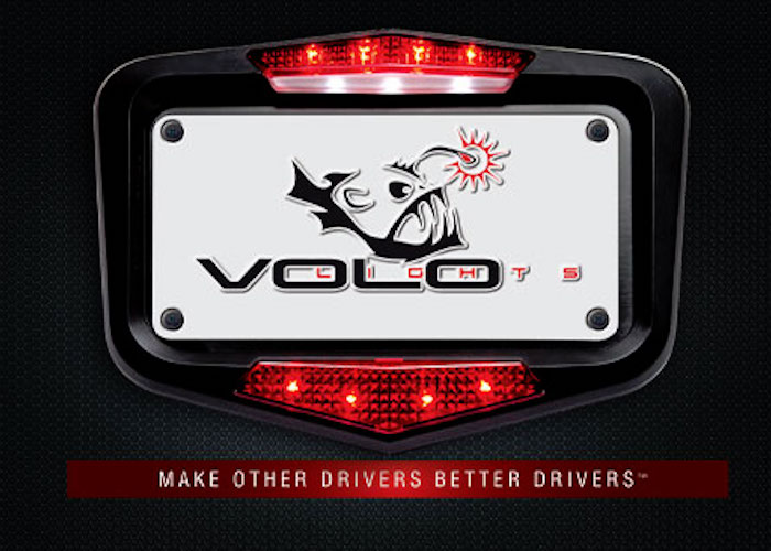 Vololights Connected Motorcycle Brake Lights
